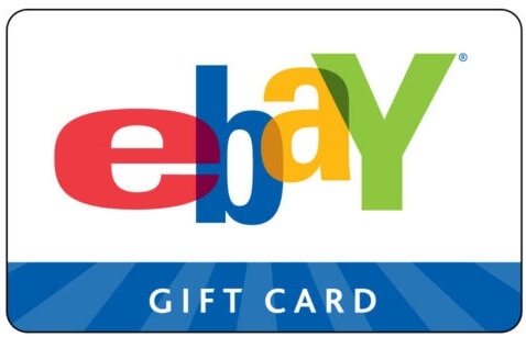 50 Ebay Gift Card Coinocards